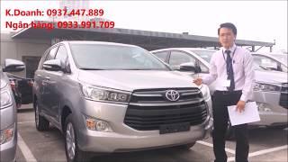Giá xe Toyota Innova 2017 E số sàn lăn bánh trọn gói bao nhiêu - 0937.447.889 Mr.Khiêm