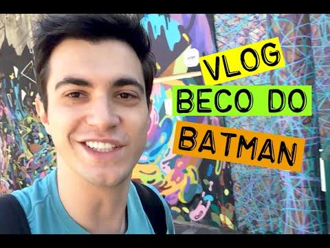 VLOG: Beco do Batman