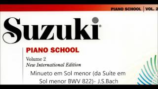 Suzuki Piano School - Livro 2- New International Edition