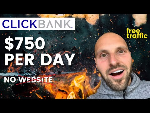 Make Money With ClickBank Without A Website (Free Underground Traffic Method)