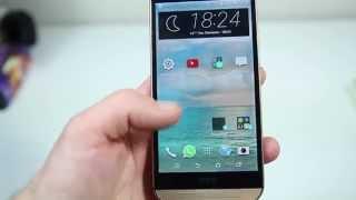Sense 7.0 Su HTC ONE (M8)