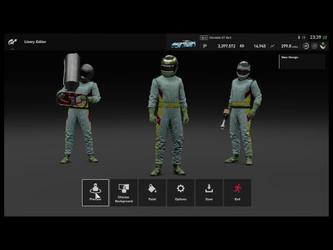 GT Sport: Clean & Fast Racing:FiA Series: *12b (Signing A Contract)