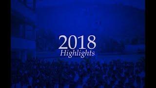 RIS Highlights of 2018