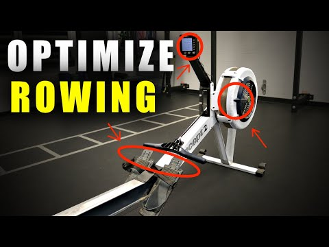 Rowing Machine: The Perfect Setup (FOR GREAT WORKOUTS!)