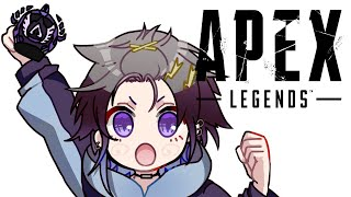 【Apex Legends】じんわりソロマス2日目【奏手イヅル】
