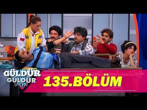 Güldür Güldür Show 135. Bölüm Full HD Tek Parça (24 Şubat 2017)