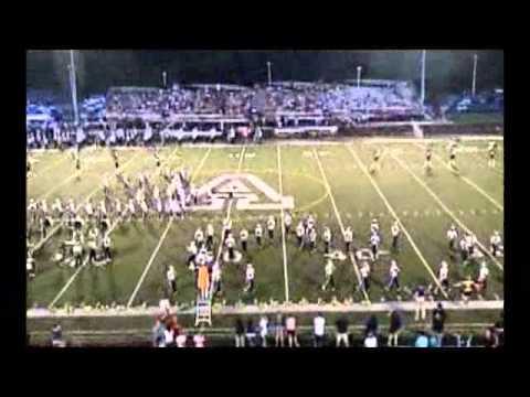 Twinsburg High School Band at Aurora - 2013