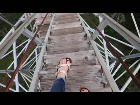 Exploring: Pequot Lakes Fire Tower