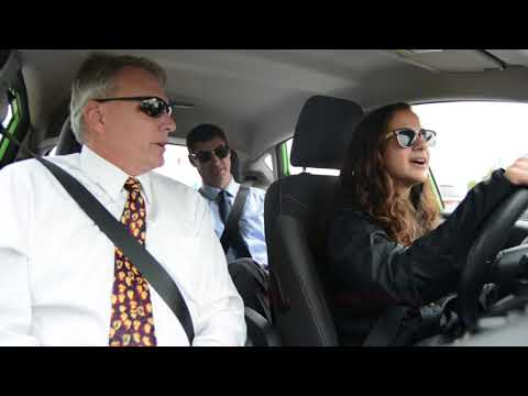 West High Carpool Karaoke: Dr. Shoultz, Mr. DeVries, Mr. Henderson