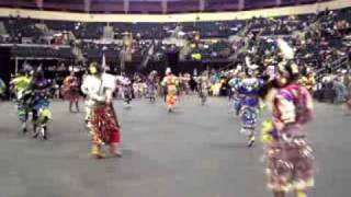 Teen Girls Jingle @ Manito Ahbee 2010