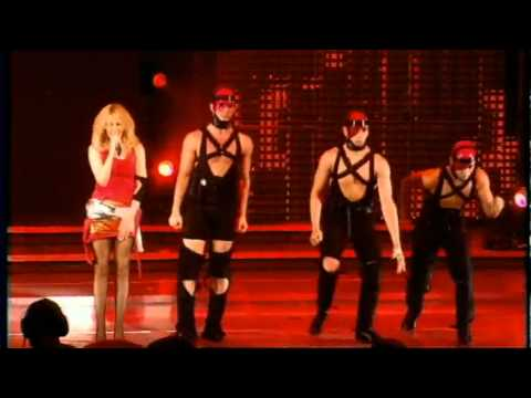 Kylie Minogue - Can't Get You Out Of My Head (Body Language) HQ