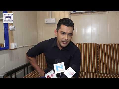 Interview of Singer Aditya Narayan at Shooting of 22 Days | Filmy Sansaar