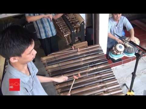 Bambula ~ Bambu Gila (Practice): Matsuri - Kitaro Cover