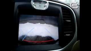 Rear View Camera in Chrysler 300c