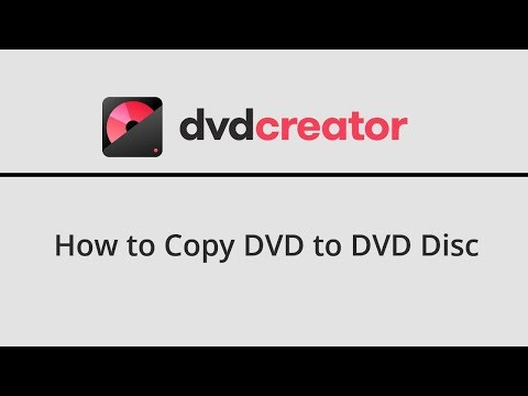 DVD Creator Guide : How To Copy DVD To DVD Disc