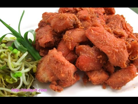 chicken tocino recipe for business