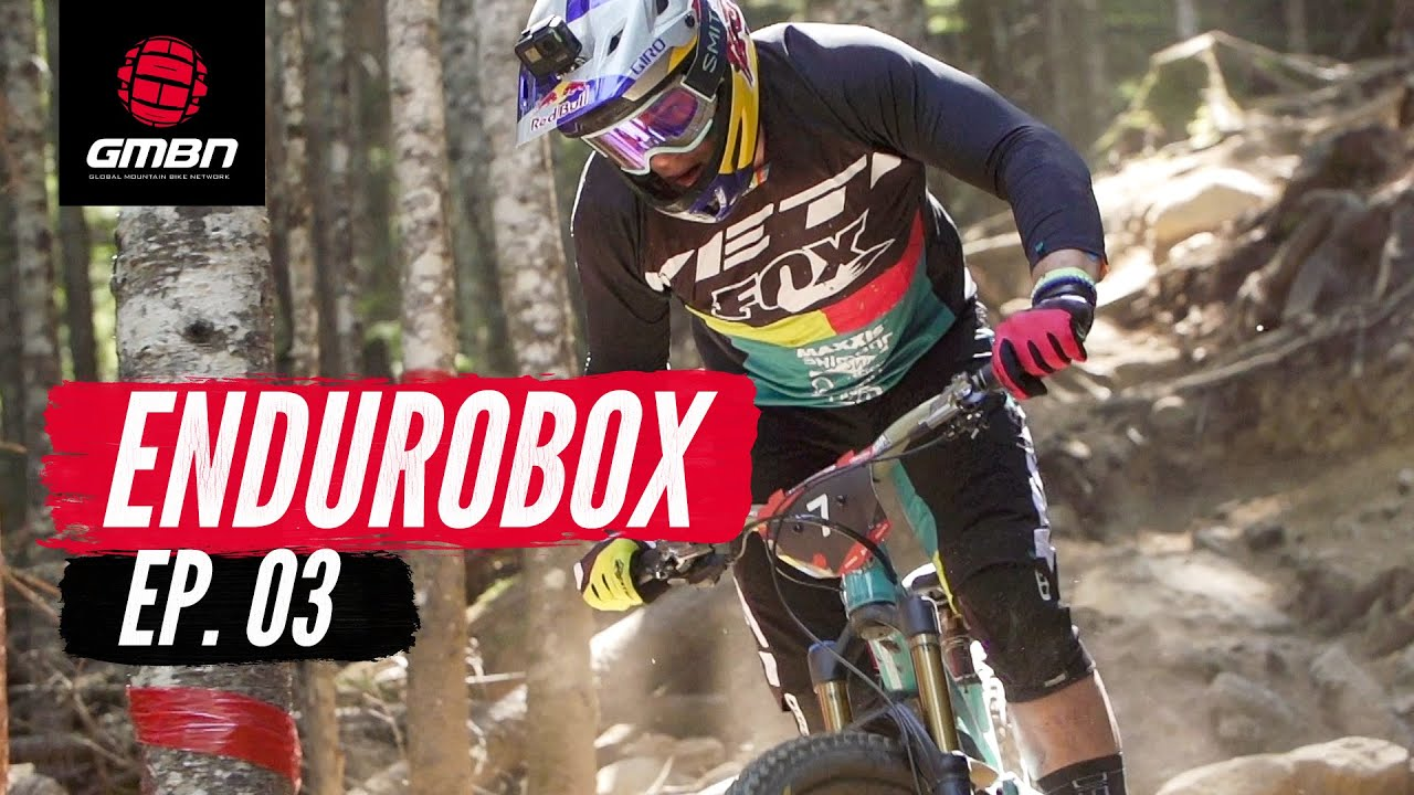 GMBN's Endurobox Ep 3   Whistler, Northstar, & Zermatt MTB Enduro 2019