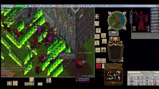 Britain Castle War Action - Age of Shadows Ultima Online