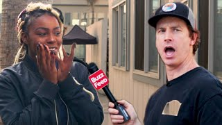 Rob Huebel Asked Strangers The Most Awkward Questions