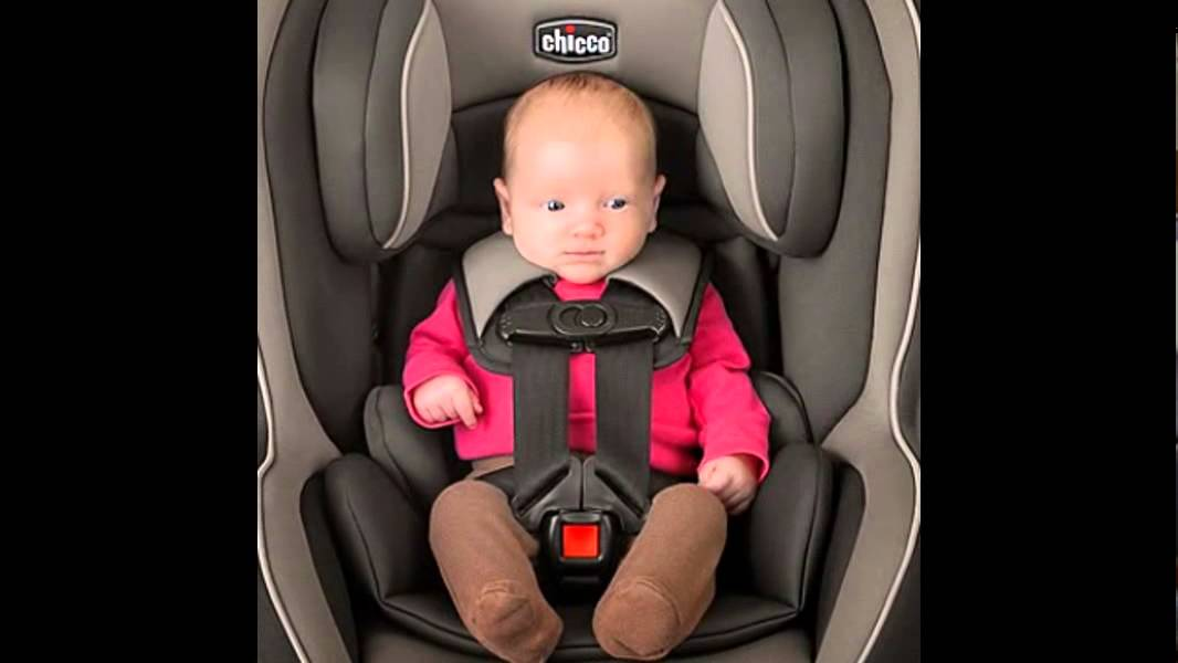 Where to Buy Chicco NextFit Convertible Car Seat - YouTube