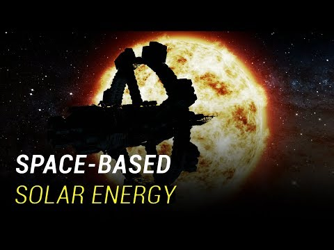 Generating Solar Energy from Space