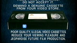Opening to Independence Day UK VHS (1997)