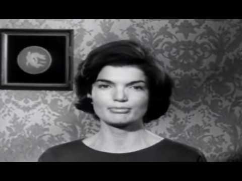 1960 U.S Elections - Jackie Kennedy Spanish Ad