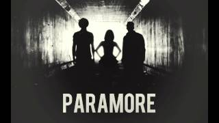 Paramore - Monster (Backing Track)