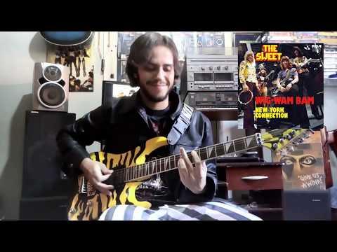Sweet - Wig Wam Bam (Guitar Cover)