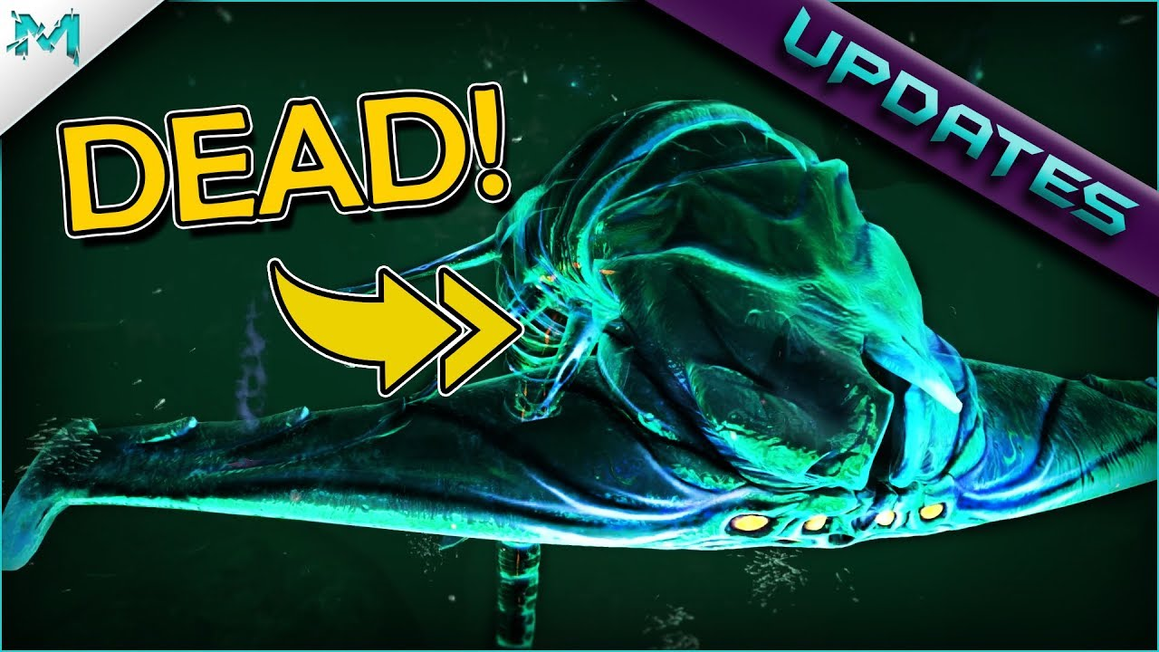 Subnautica UPDATES! KILLING THE GHOST LEVIATHAN! DEATH ANIMATION!  (Experimental)