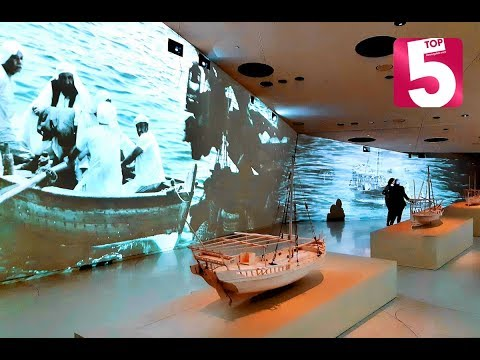 Top five attractions at the National Museum of Qatar