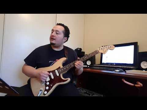 Humber College Intro to Commercial Jazz Guitar- Audition