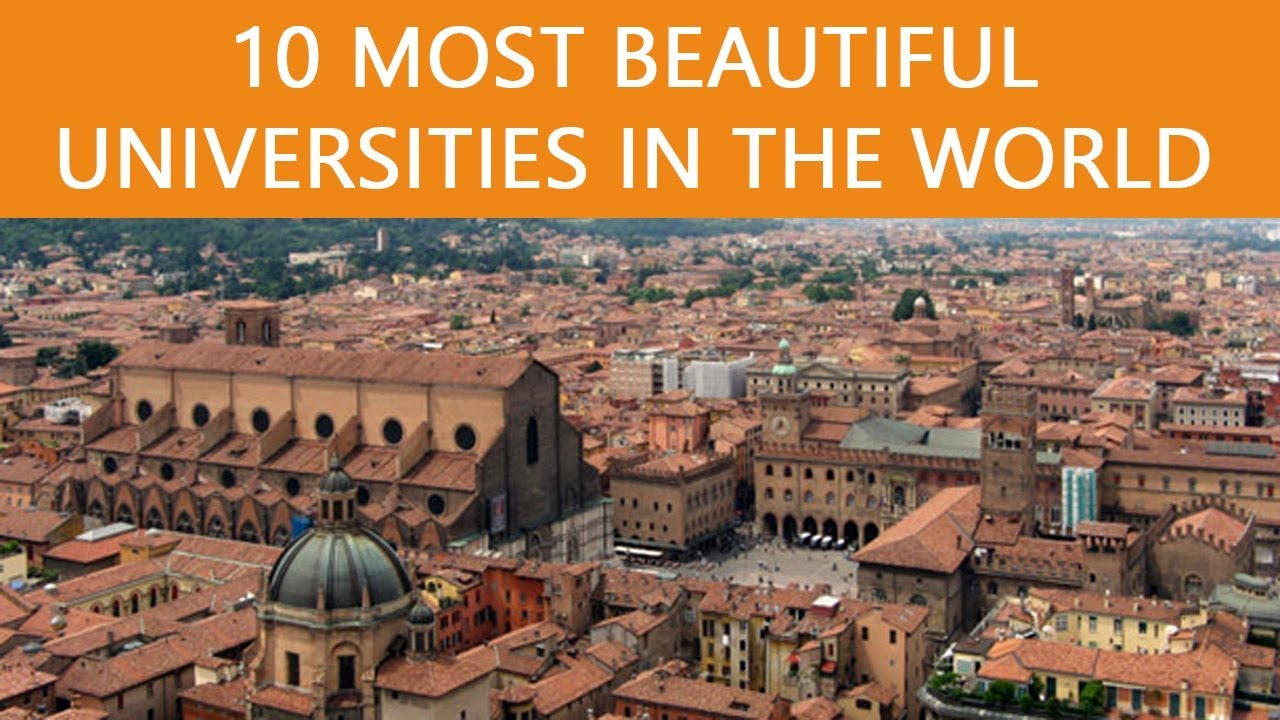 10 Most Beautiful Universities In The World