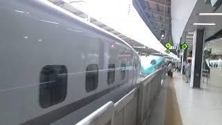 20170608@東北/北陸新幹線 東京站月台 隨拍
