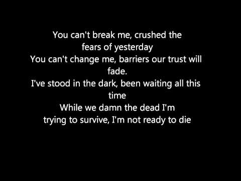 Avenged Sevenfold - Not Ready To Die [Lyrics] [HD 1080]