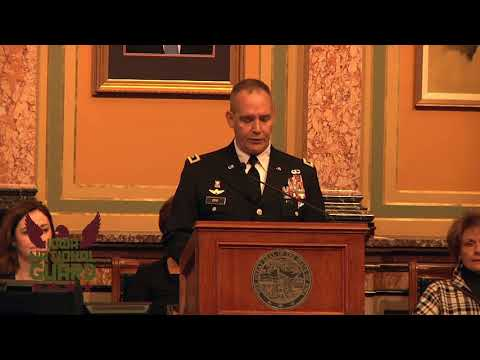 2018 IANG Condition of the Guard Address