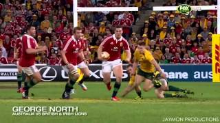 Top Individual Rugby Tries of 2013