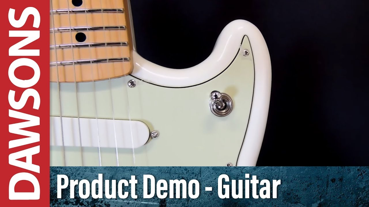 fender 2016 duo sonic mn review youtube. Black Bedroom Furniture Sets. Home Design Ideas