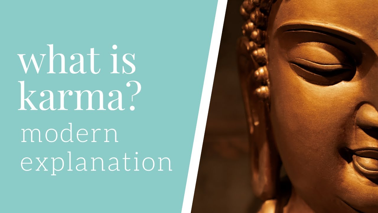 What is karma? Ask a Buddhist