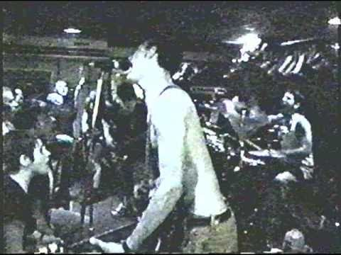 Hot Water Music -Live (1/2) March 1998 Hanover,Pa