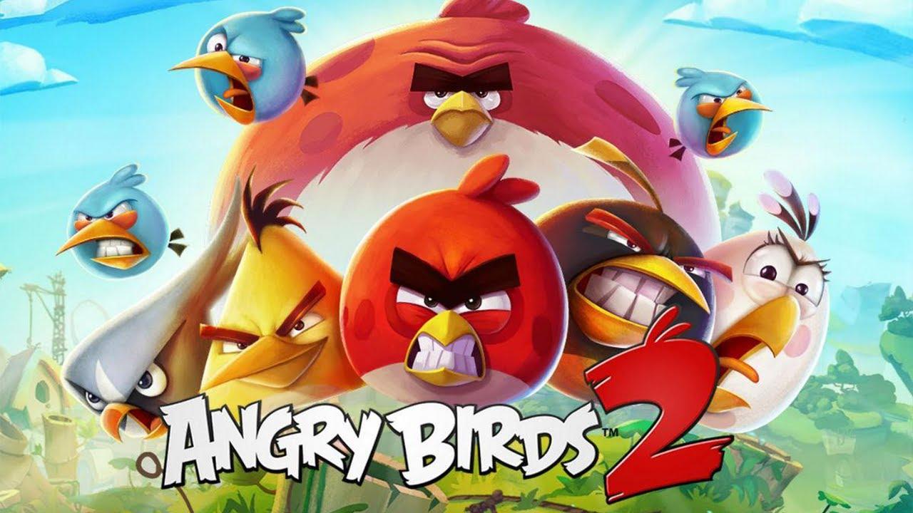 NUEVO JUEGO ANGRY BIRDS 2