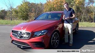Mercedes-Benz E43 AMG 4Matic 2017 Videos