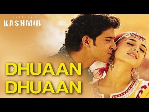 Dhuan Dhuan - Mission Kashmir | Hrithik Roshan, Preity Zinta & Sanjay Dutt | Shankar Ehsaan Loy