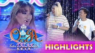 It's Showtime Miss Q and A: Vice and Jhong are fond of Miss Q & A candidate's teeth