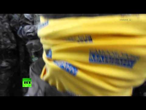 Видео задержания Надежды Савченко