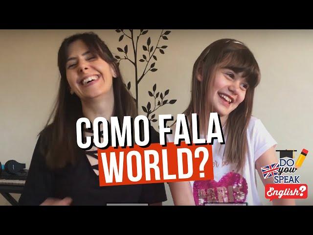 Palavras difíceis de pronunciar | Londres na Latinha #8