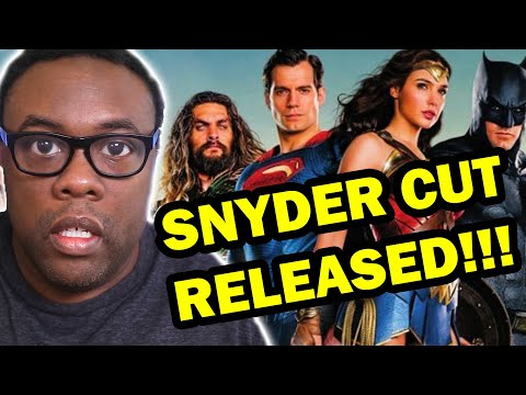 Justice League Snyder Cut RELEASED! Will Fans Influence Films?