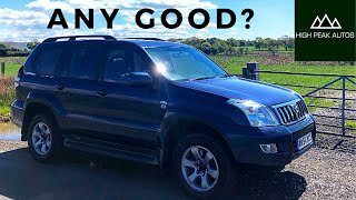 Is The TOYOTA LANDCRUISER Any GOOD? (LC5 Test Drive & Review)