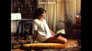 CARLA BRUNI / LADY WEEPING AT THE CROSSROADS - NO PROMISES