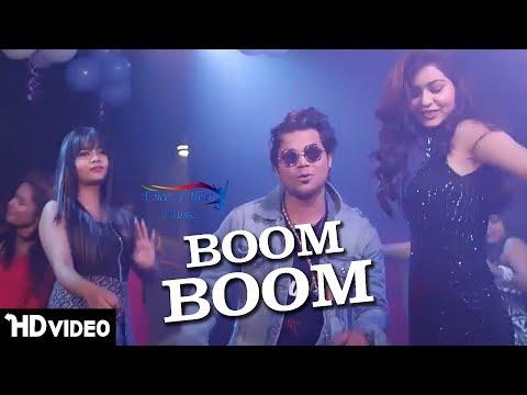 Boom Boom | Haryanvi DJ Song Haryanavi 2018 |  Amin Khan, Bunty King Haryana, Neha, Gunjan | VOHM